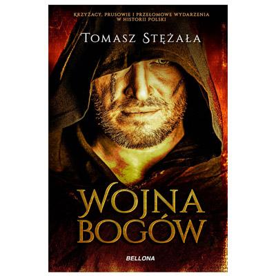 """""""Wojna Bogów"""" Tomasz Stężała - najlepsze książki 2018"""