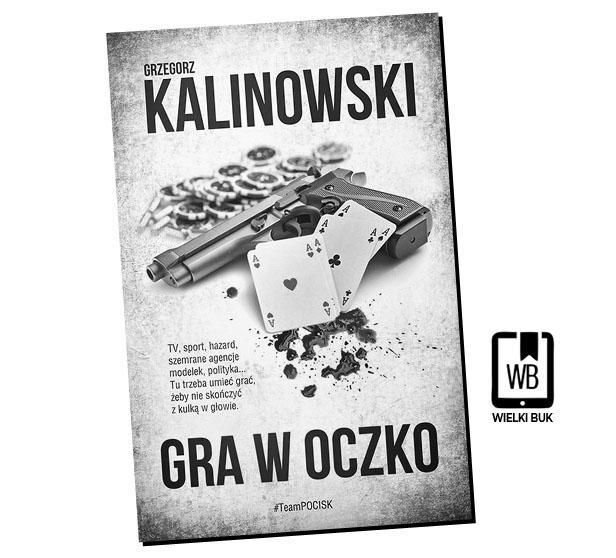 """""""Gra w oczko"""" Grzegorz Kalinowski (#TeamPOCISK)"""