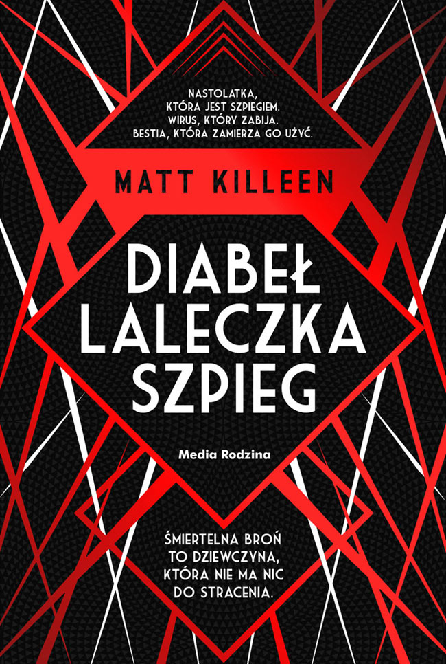 Diabeł, laleczka, szpieg - Matt Killeen