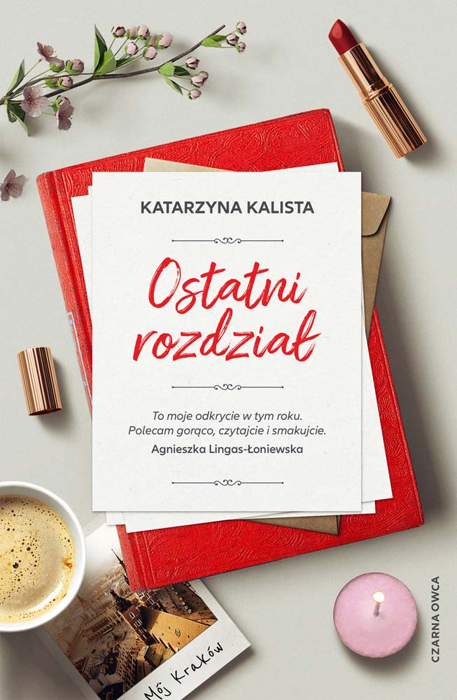 Ostatni rozdział - Katarzyna Kalista